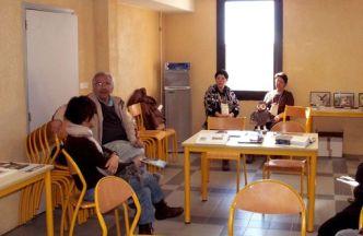 Notre assemblée à Valbacol (Vitrolles)