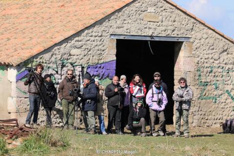 2016-03-06 Sortie Plaine de Crau-groupe