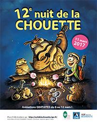 12e Nuit de la Chouette