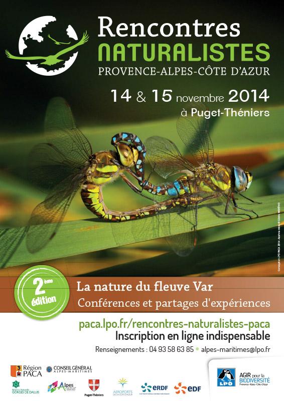 rencontres naturalistes paca)