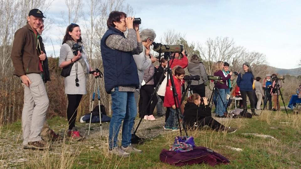 dimanche 2 février - Journée Mondiale des Zones Humides à l'observatoire de Mérindol
