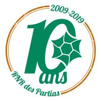 logo 10 ans partias 02