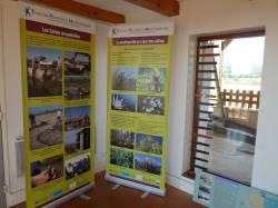 Exposition « A la découverte des Salins d'Hyères » réalisée par Toulon Provence Méditerranée
