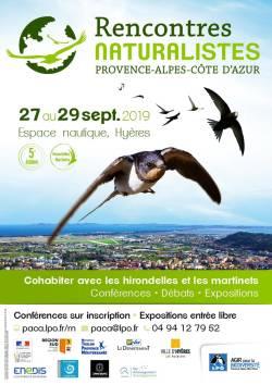 5e édition des rencontres naturalistes de Provence-Alpes-Côte d'Azur