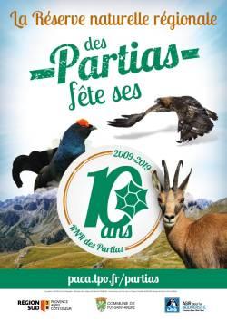 La Réserve naturelle régionale des Partias fête ses 10 ans ! © Martin STEENHAUT, Aurélien AUDEVARD et Théo THOMAS