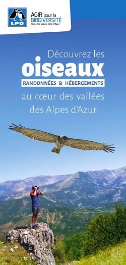 """Carte découverte """"Les oiseaux au coeur des vallées des Alpes"""""""