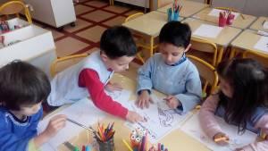 L'école maternelle Terra Amata à Nice est devenue un «Refuge LPO»! ©  Claire Michaud