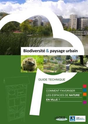 Biodiversite & paysage urbain