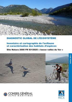 Diagnostic global de l'écosystème de la vallée du Vvar