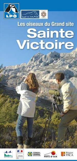 Carte découverte LPO PACA Sainte Victoire