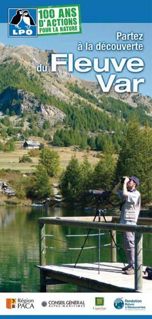 Carte découverte fleuve Var