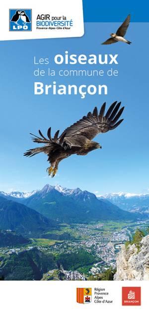 Carte découverte des oiseaux de Briançon
