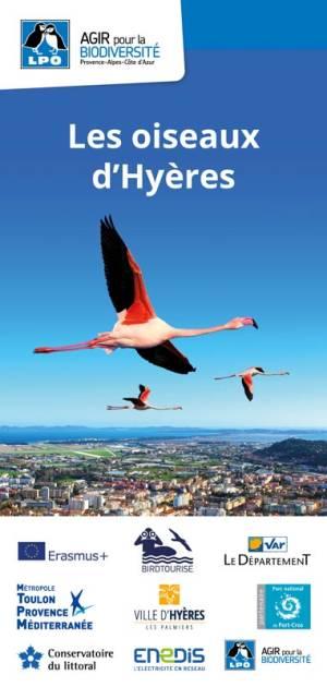 Carte découverte des oiseaux d'Hyères