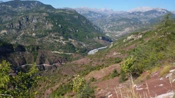 Réserve naturelle régionale de Daluis - photo Tangi Corveler