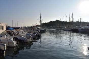 Port de St-Mandrier - Dennyss LELAURIN LPO PACA (C)