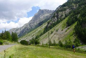 Etude de la dangerosité des lignes électriques HTA dans les Alpes du Sud © LPO PACA