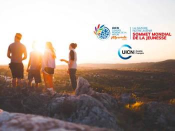 Session du Sommet mondial de la Jeunesse de l'UICN « La mobilisation de la jeunesse en faveur de la biodiversité »