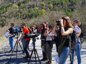 Formation des acteurs du tourisme à Puget-Théniers dans la cadre du POIA Espaces Valléens © LPO PACA