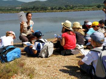 Education à l environnement - Fanny Giraud