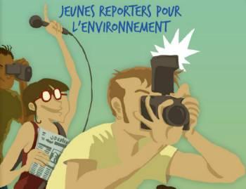 Jeune reporter pour l'environnement