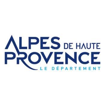 Logo Conseil Départemental des Alpes de Haute-Provence