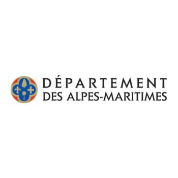 Logo Conseil général des Alpes-Maritimes