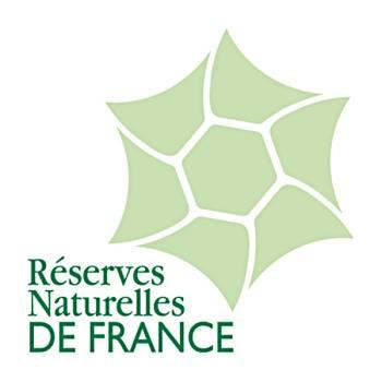 Logo Réserves naturelles de France