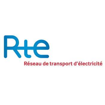 Logo RTE Réseau de transport de l'électricité