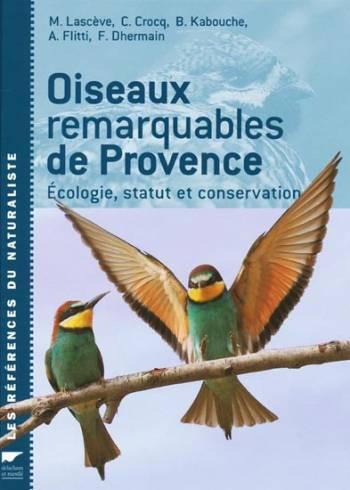Oiseaux remarquables de Provence
