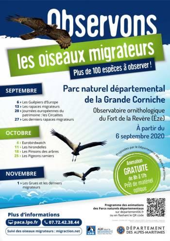 Observatoire ornithologique du Fort de la Revère