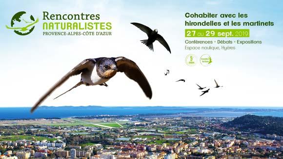 5es rencontres naturalistes de Provence-Alpes-Côte d'Azur