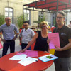 Partenariat dans le cadre de la charte paysagère et environnementale du syndicat des Côtes du Rhône © LPO PACA