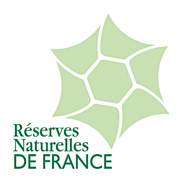 Logo Réserves naturelles de France