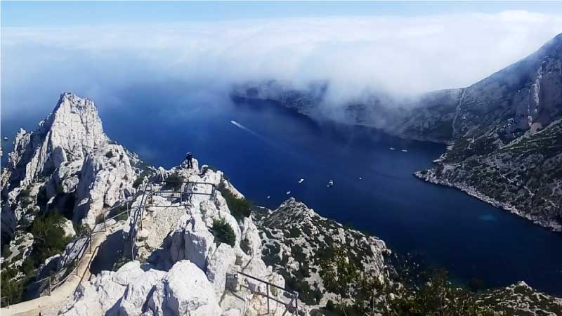 Calanques © Virgile CC BY 2.0