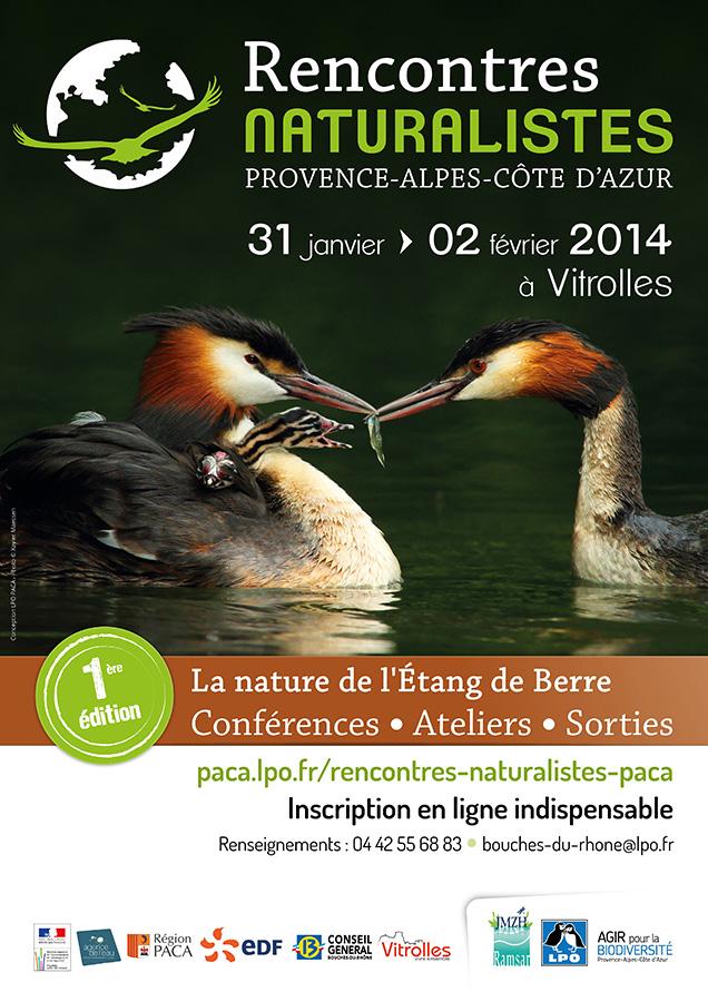 Début demain des rencontres naturalistes à Vitrolles