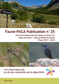 Faune PACA Publication n°25
